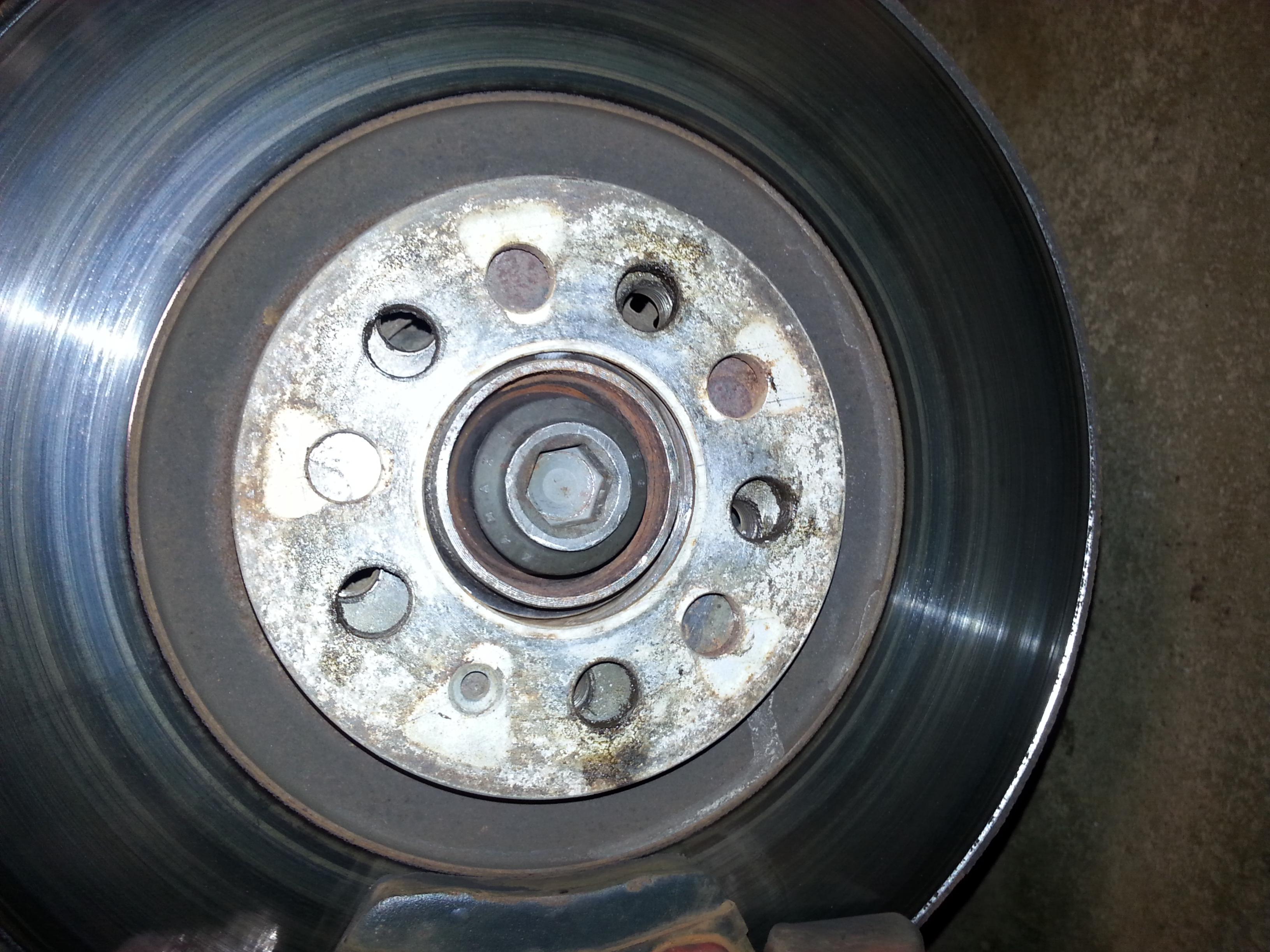 VW Jetta MKIV/MK4: hub bolt torque spec HELP!! |Volkswagen Bora
